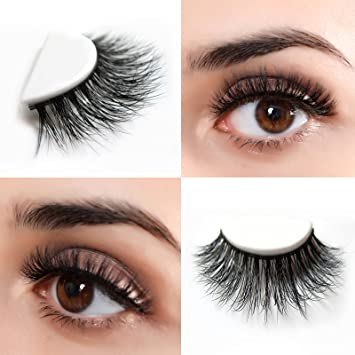 e2b455d78f0 Arison Lashes 3D Faux Mink Fur Fake Eye Lash False Eyelashes Artificial  Siberian Mink Pure Hand
