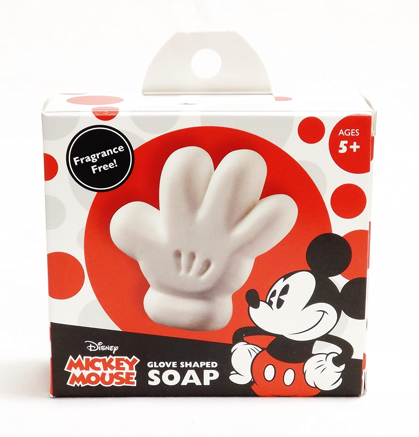Mickey Mouse Glove Shaped Soap Fish Extender Gift Idea