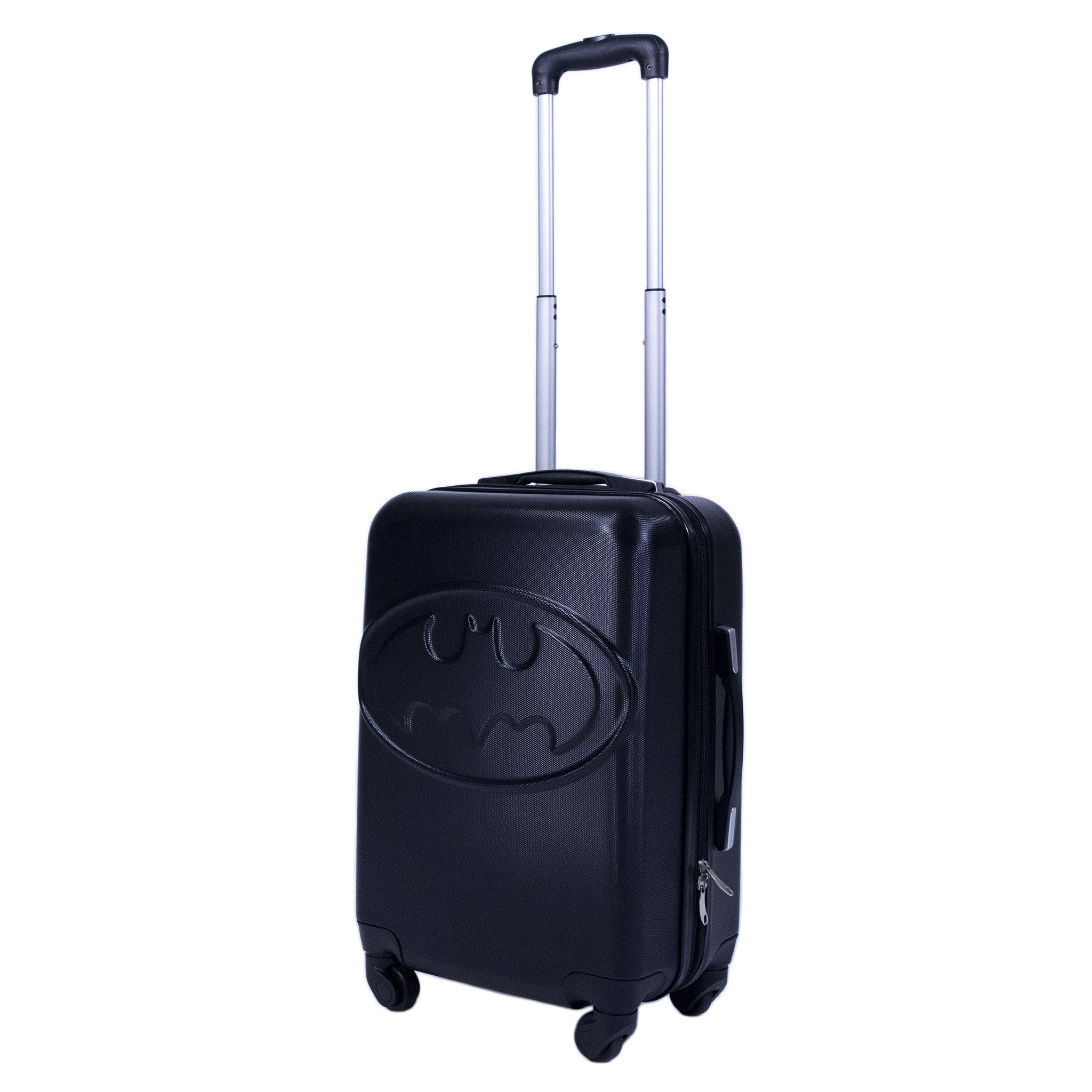 Batman 211n Hardsided Luggage Spinner, Black by Ful (Image #4)