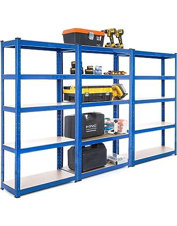 Amazon.es  Baldas - Almacenaje en garaje  Bricolaje y herramientas a29584fbad75