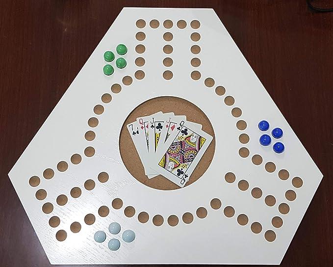 UAE++ Jakaroo board for 3 people