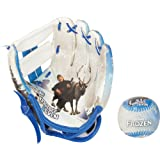 Franklin Sports Disney Frozen Air Tech Glove and Ball Set