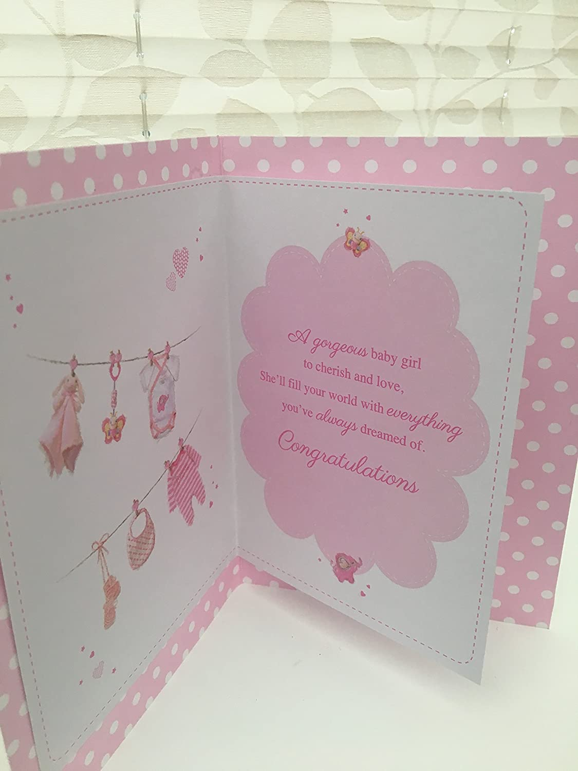 On The Birth Of Your Gorgeous Niece Gift Card