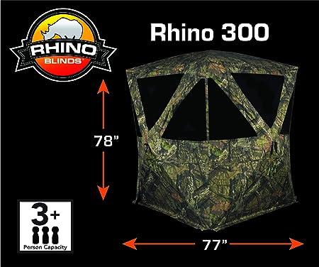 /Mossy Oak Break Up Country Rinoceronte Tende rhino-200/Ground Blind/