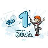 Cuaderno Música 1 - 9788468300016