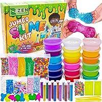 Zen Laboratory DIY Slime Kit Toy for Kids Girls