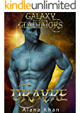 Drayke: Book Five in the Galaxy Gladiators Alien Abduction Romance Series