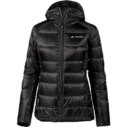 VAUDE Women s Kabru Hooded Jacket III – Chaqueta Chaqueta de Plumas Natural para los