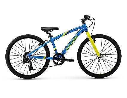 Amazon Com Raleigh Bikes Kids Cadent 24 Urban Fitness Bike 24