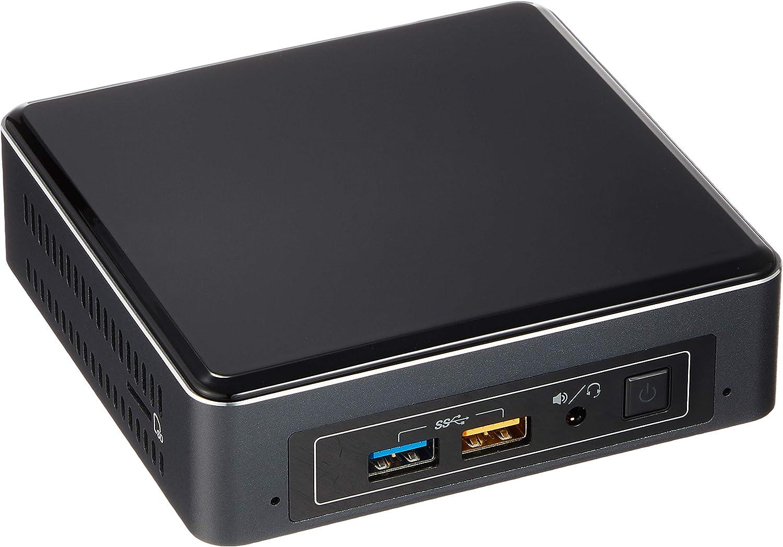 Intel NUC 7 Mainstream Mini PC (NUC7i5BNKP) - Core i5, 8GB RAM, 256GB SSD