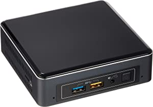 Intel NUC 7 Mainstream Mini PC (NUC7i5BNKP) - Core i5, 8GB RAM, 256GB SSD