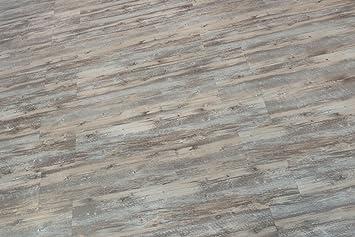 Handmuster klick vinyl boden 5 mm. uniclic vinylboden eiche beige