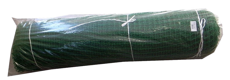 まつうら工業 スポーツネットW ゴルフ目(25mm目) 幅2m 長さ15m 緑 半折巻 B00D836AFU