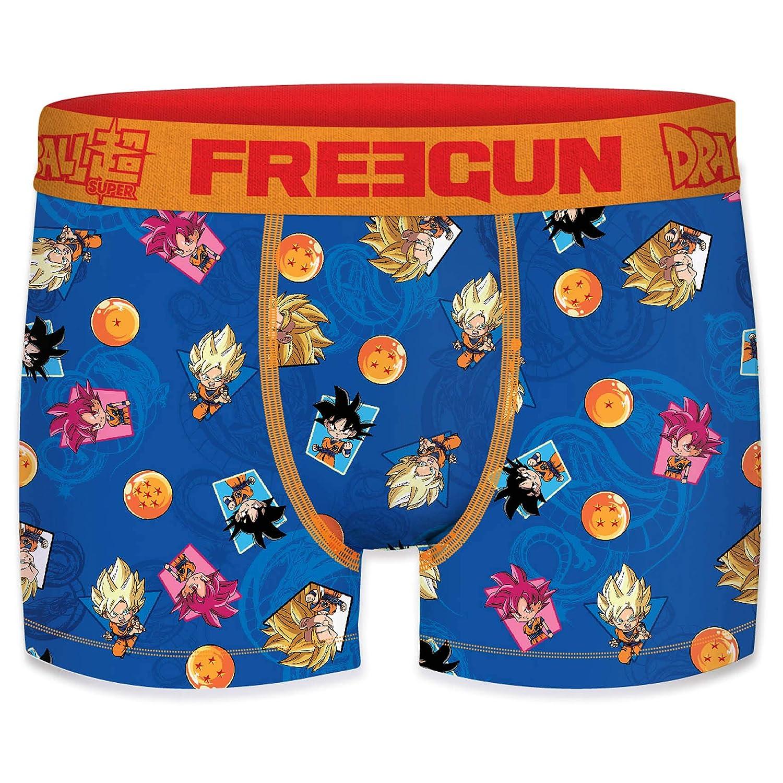 FREEGUN Boxer Briefs Boys Dragon Ball Super Collection
