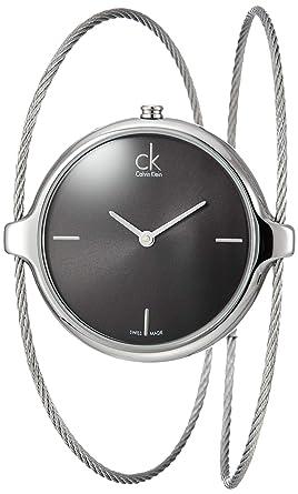 a84b2fb8efc Image Unavailable. Image not available for. Color  Calvin Klein Agile  Women s Quartz Watch K2Z2M111
