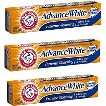 best selling Arm & Hammer Advance White