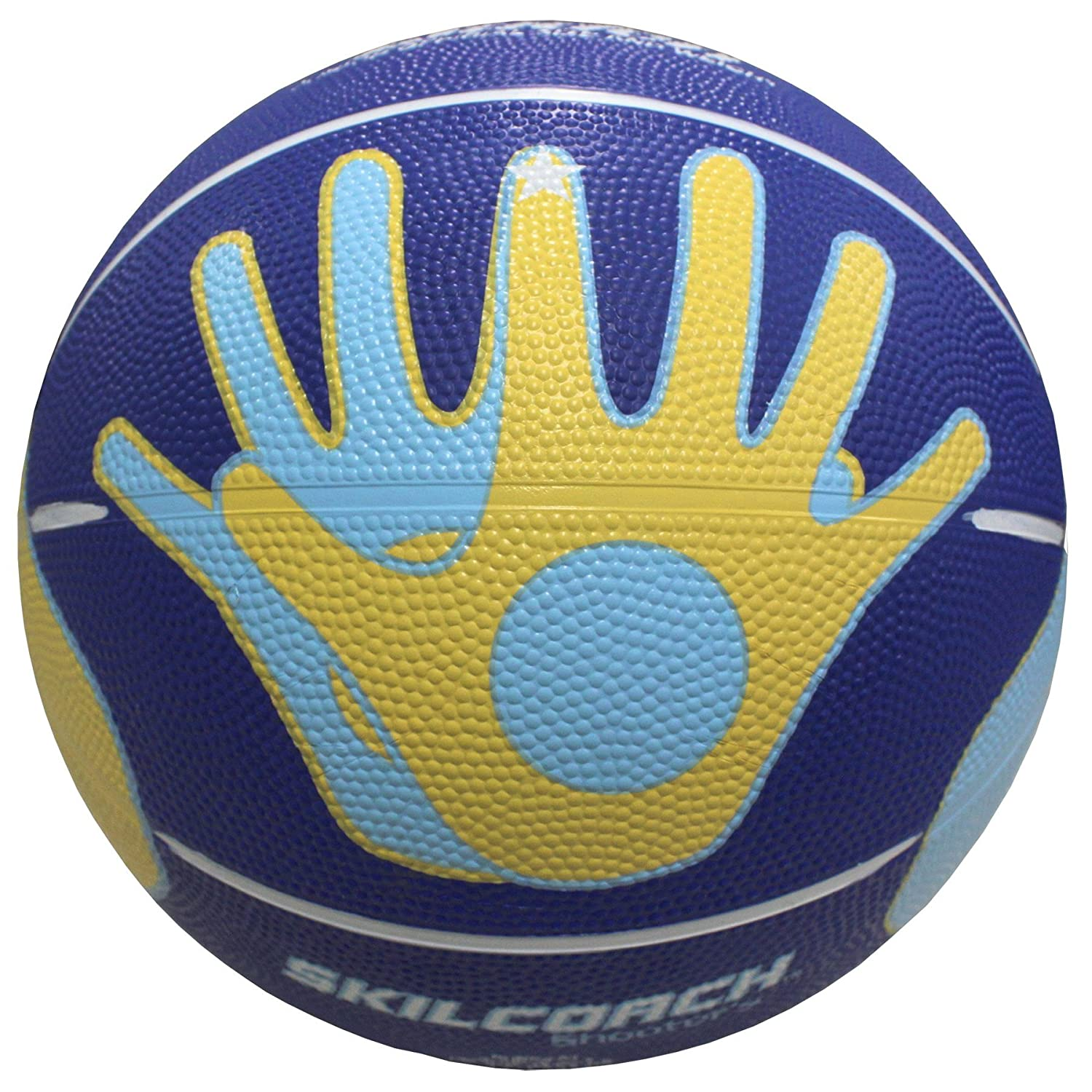 Baden SkilCoach Shooter's Rubber Basketball Baden Sports