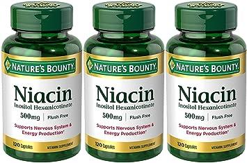 niacin i mat