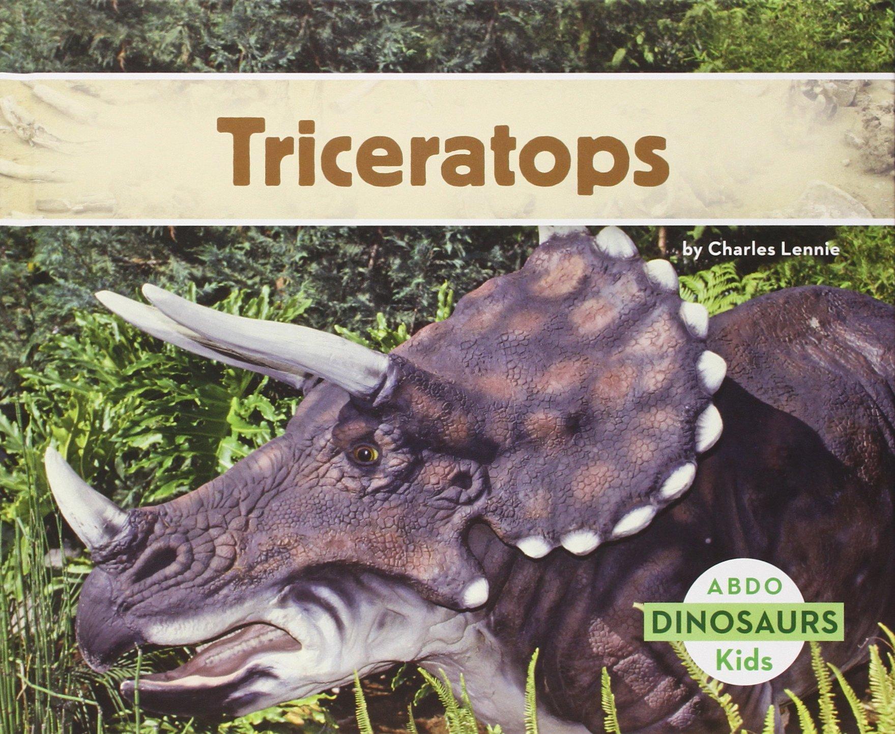 Triceratops (Abdo Kids: Dinosaurs)