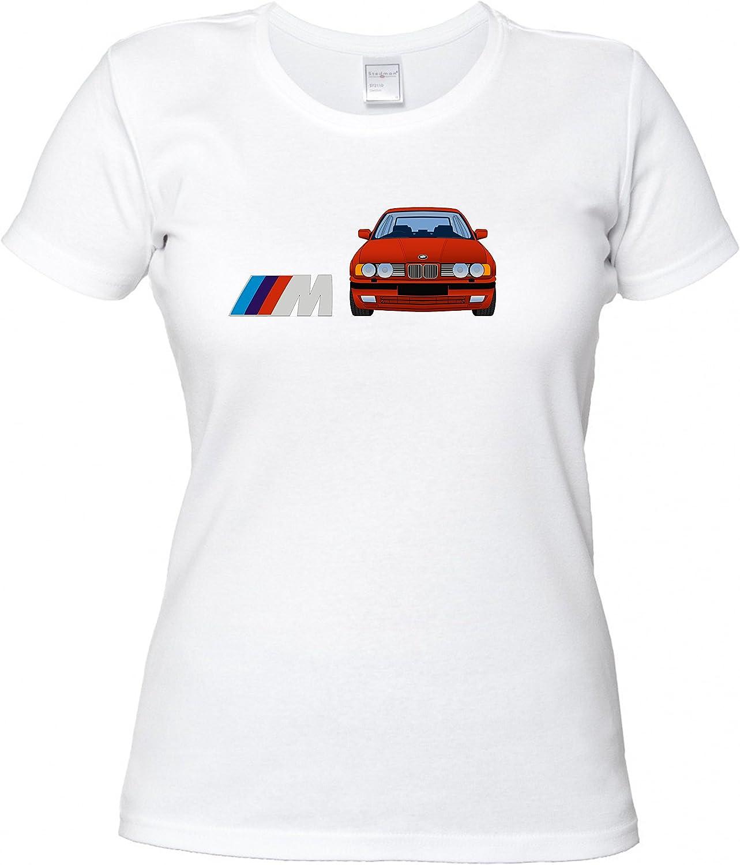 RandomSuperStore BMW e34 m5 t-shirt: Amazon.es: Ropa y accesorios