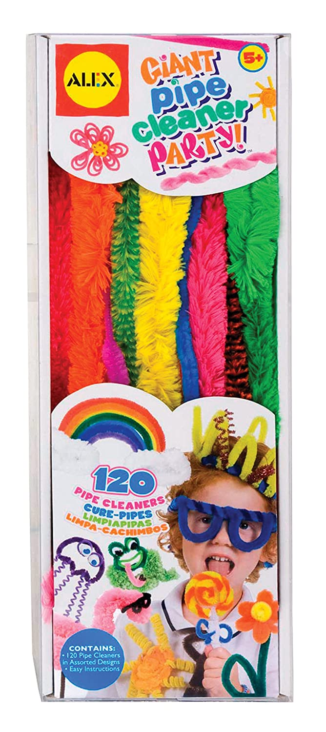 Amazon.com: ALEX Toys Craft Giant Pipe Cleaner Party: Toys & Games