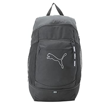 7d294e97a5 Puma Black Laptop Backpack (7567201)  Amazon.in  Bags