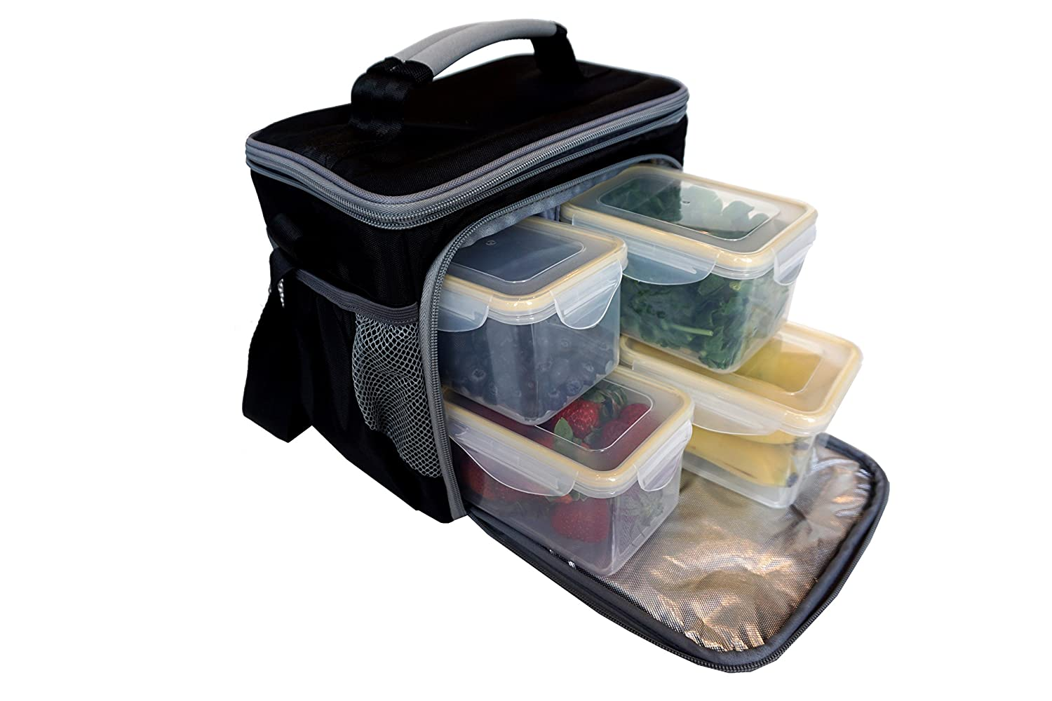 Meal Prep Bag By MaxPak -