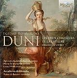 Egidio Romualdo Duni : Les deux chasseurs et la laitière, opéra. Budzinska-Benett, Straburzynski, Wilda, Balconi.