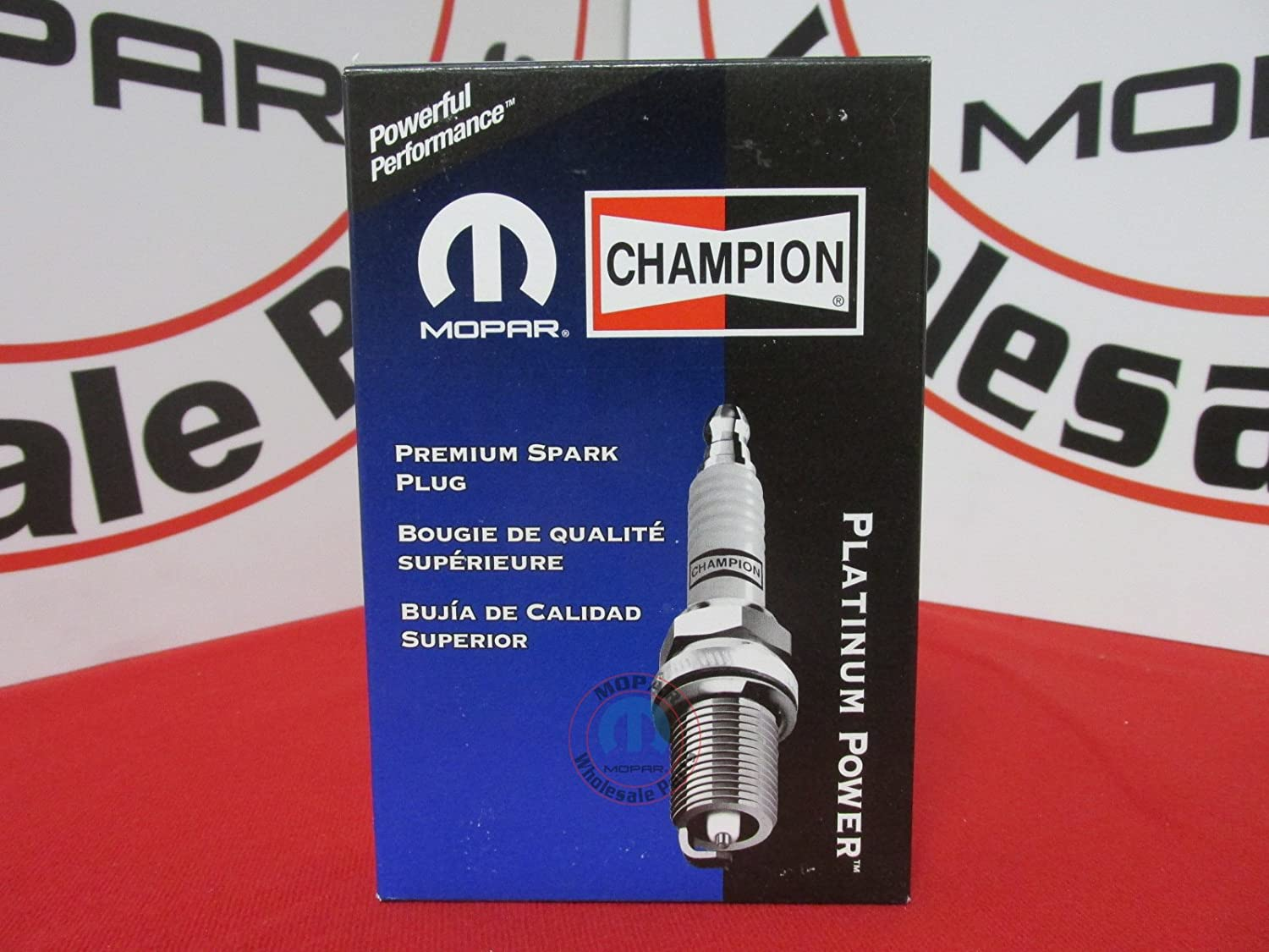 Amazon.com: DODGE CHRYSLER 2.7L Set Of 6 Spark Plugs NEW OEM MOPAR: Automotive