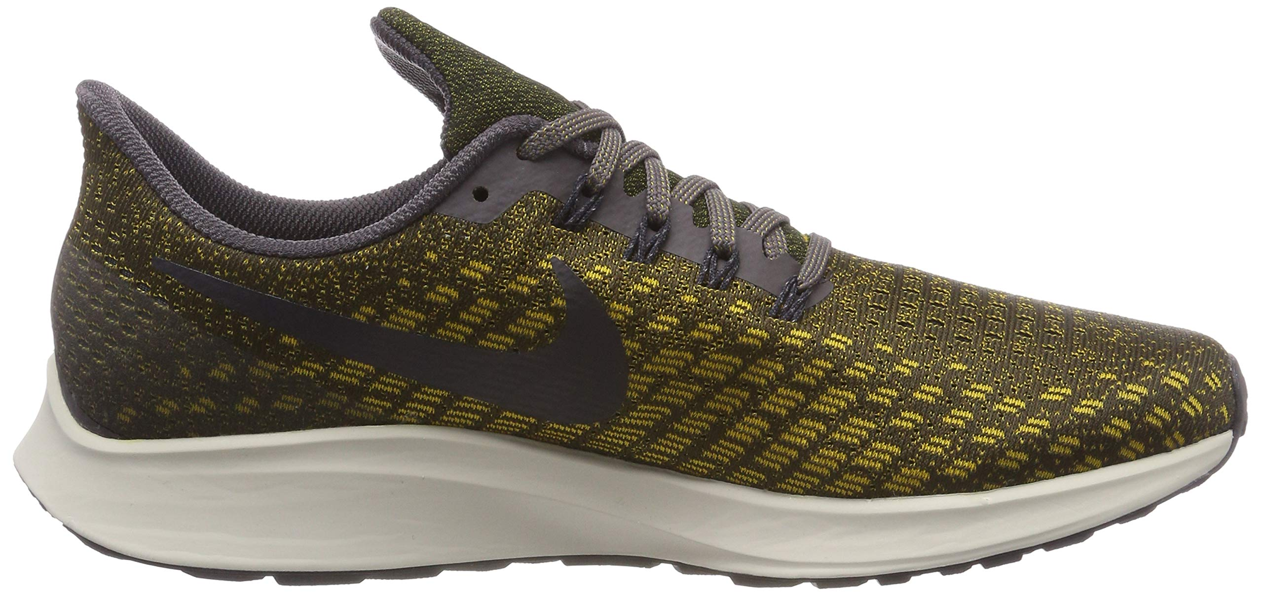 NIKE Men's Air Zoom Pegasus 35 Running Shoes (6, Olive) by Nike (Image #6)
