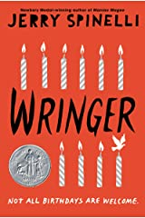 Wringer Kindle Edition
