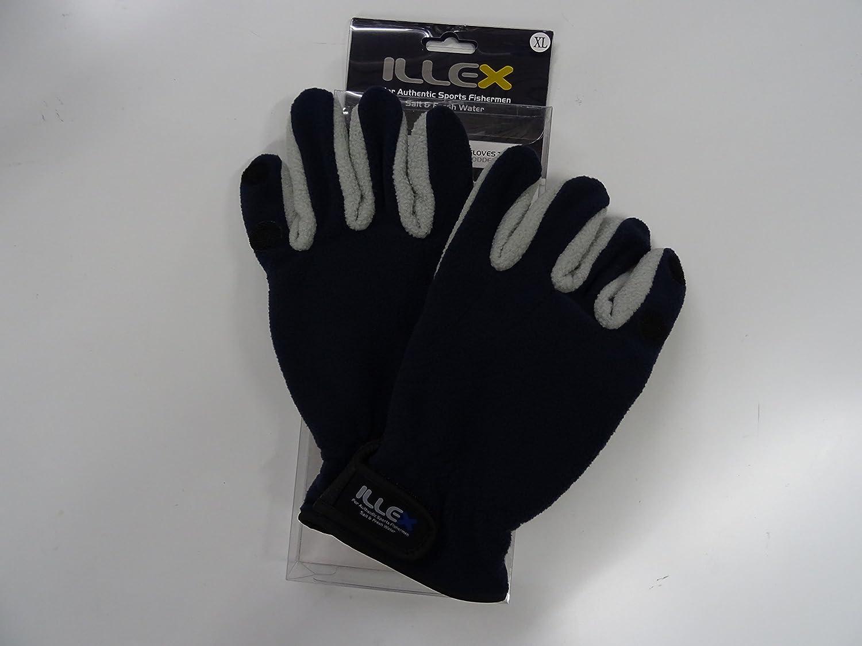 Angelsport Hemden & T-Shirts Illex Bodden Polar Neopren Handschuhe
