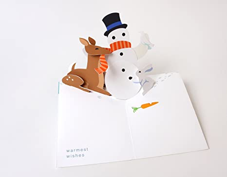 nutty squirrel boxed holiday greeting cards