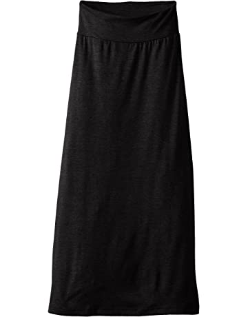43583cc74 Amy Byer Girl's 7-16 Solid Maxi Skirt