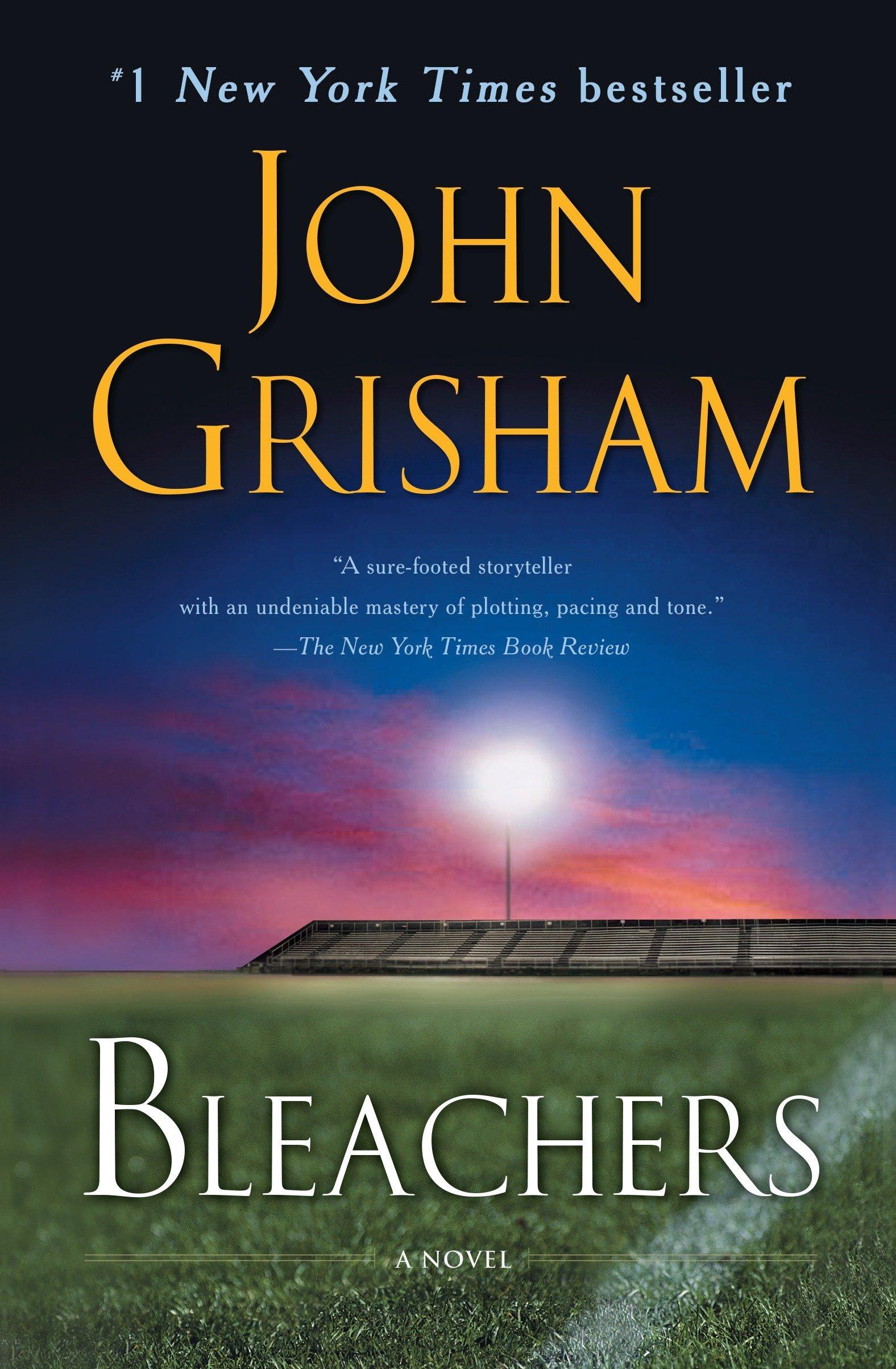 Bleachers: A Novel: Grisham, John: 9780385340878: Amazon.com: Books