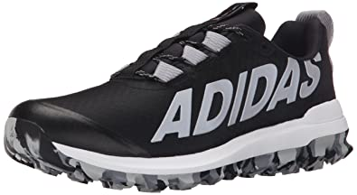 adidas Performance Men's Vigor 6 TR M Running Shoe,Black/Silver/White,
