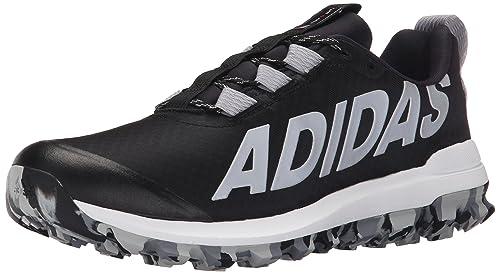 Adidas Performance Vigor 6 Tr M Running Shoe,black/silver/white,9