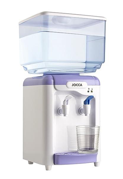 Jocca 1102u – Dispensador de Agua con depósito, Color Blanco.