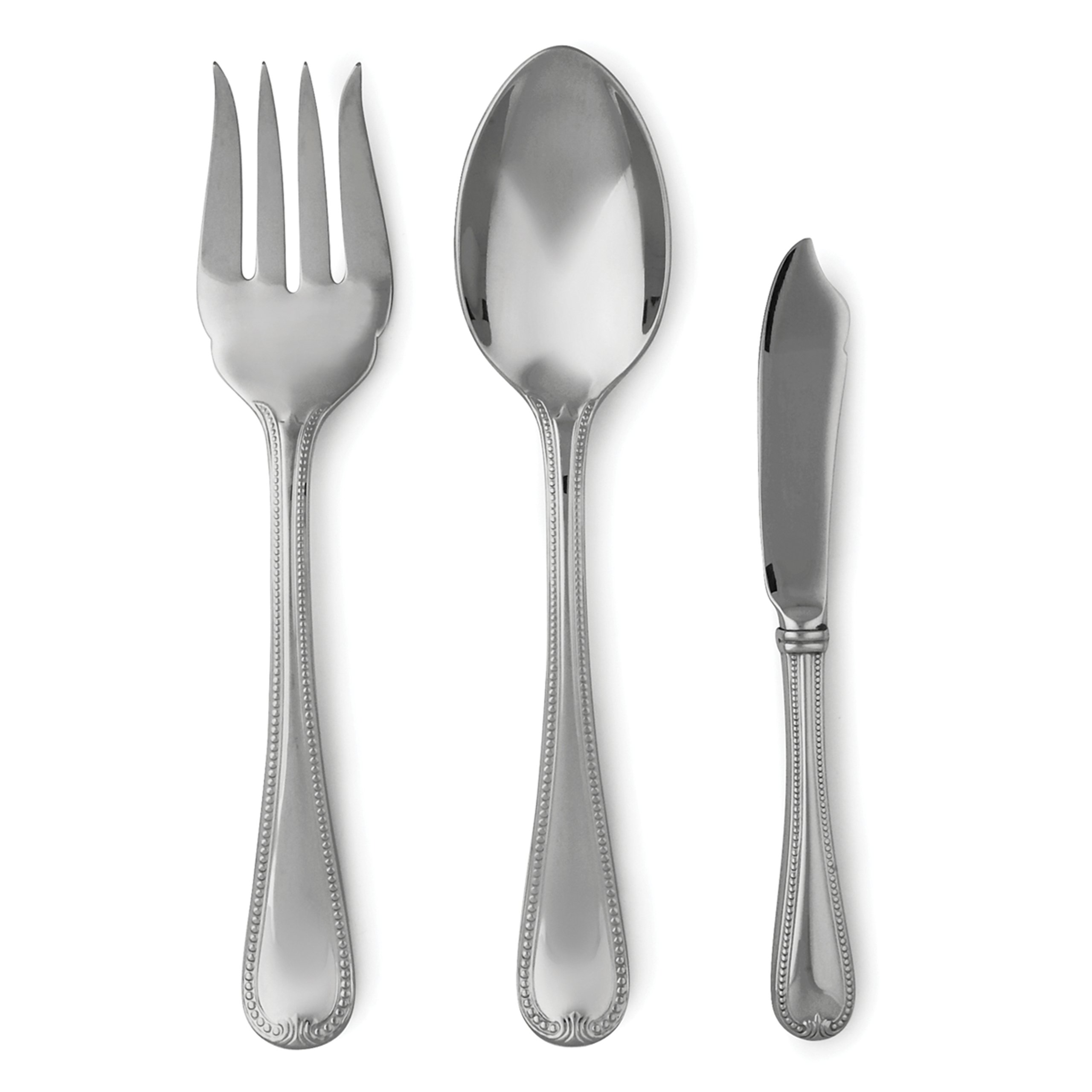 Lenox Vintage Jewel 3-Piece Flatware Serving Set