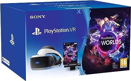 PlayStation VR Starter Pack - PlayStation 4 [Importación inglesa ...