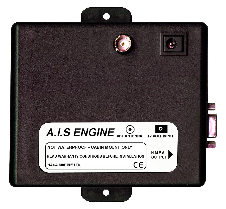 Nasa A.I.S Engine- Dark Grey CL-AIS