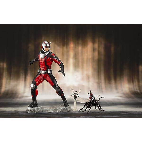 Kotobukiya ARTFX MARVEL AVENGERS UNIVERSE ANT MAN /& WASP
