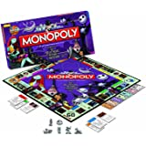 Monopoly Board Game - The Nightmare Before Christmas