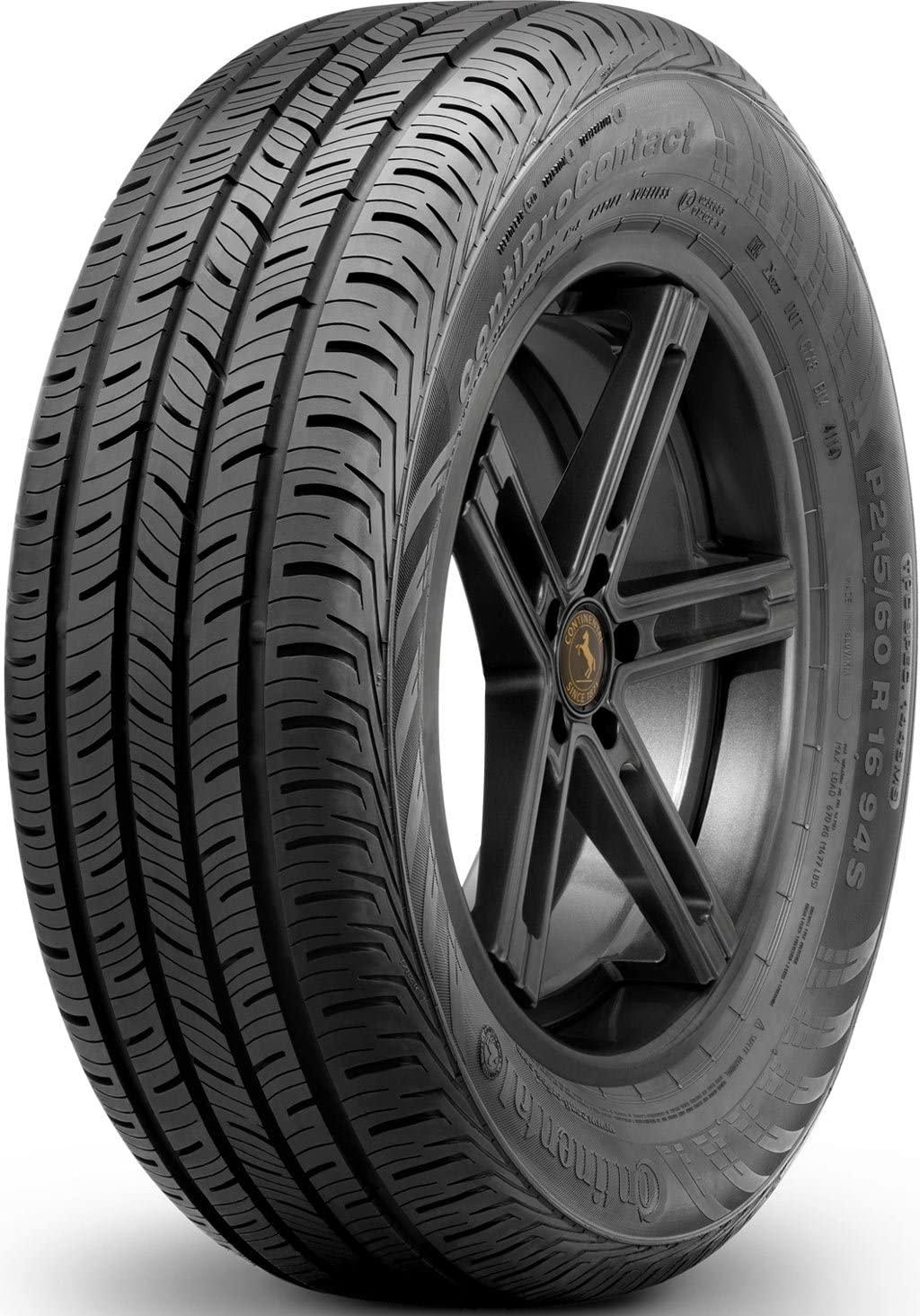 235//45-18 Continental ContiProContact All Season Touring Tire 500AAA 94H 2354518