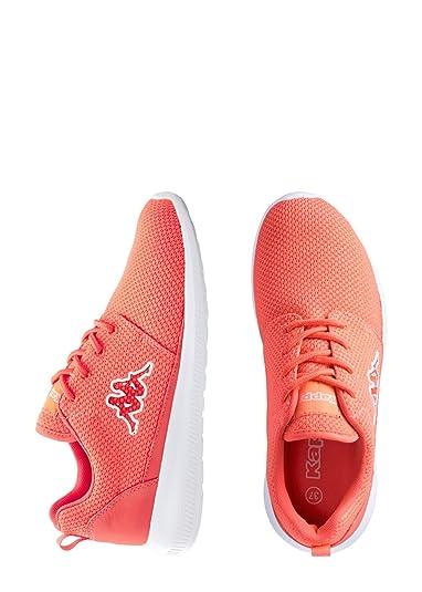 Kappa Speed II NC Coral Schuhe Weiß EUR 42  Amazon   Schuhe Coral & Handtaschen f3c054
