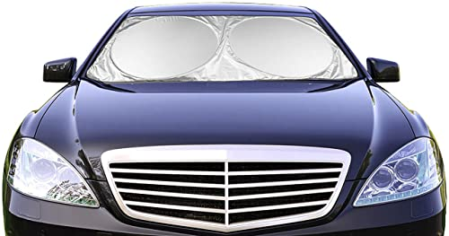 Windshield Sunshade By Coveted Shade