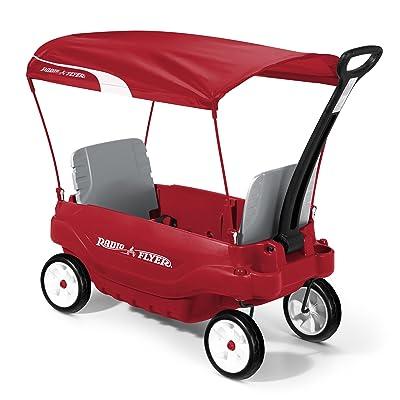 Radio Flyer Ultimate Family Wagon