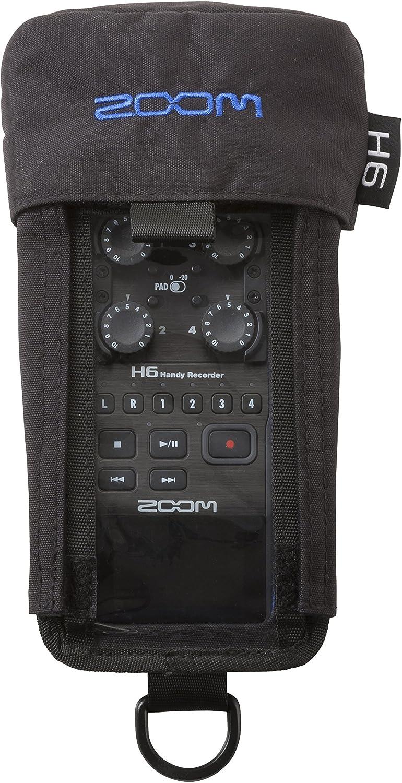 Amazon Com Zoom Pch 6 Protective Case For H6 Portable Recorder