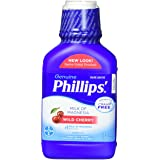 Phillips' Wild Cherry Milk of Magnesia Liquid, 26 Fl Oz