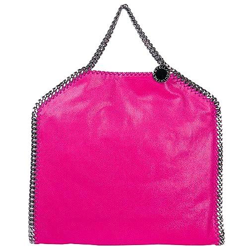 8de048e8b93ad Stella Mccartney women Falabella Fold Over handbag fucsia  Amazon.co.uk   Shoes   Bags